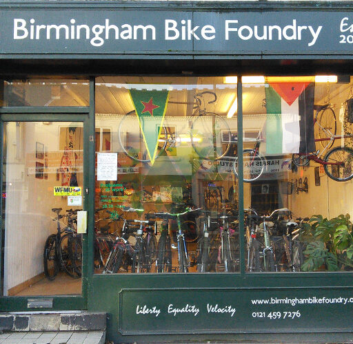 Birmingham Bike Foundry – Birmingham Bike Foundry is a worker co